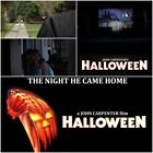LOT of (4) Halloween (1978) 8.5x11 Glossy Promo Photograph Pictures Slasher