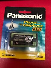 Genuine Panasonic Cordless Telephone Battery, Type 27 HHR-P513A