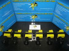YELLOW JACKETS COIL PACKS RB20DET - RB25DET - RB26DETT STAGEA CEFIRO LAUREL -NEW