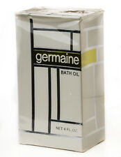 Germaine Monteil Bath Oil 4OZ Box Sealed New NIB Vintage Original