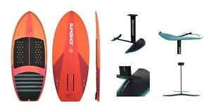 Slingshot WF1 Wake Surf Board & 2019 Futura Wake Foil Package