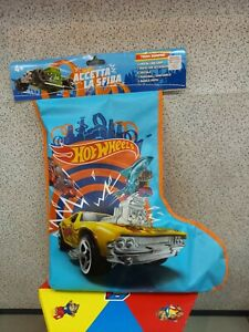 CALZA HOT WHEELS 2020 MATTEL Con Sorprese