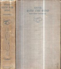 1936 GONE WITH THE WIND MARGARET MITCHELL FILM BASIS SEPTEMBER PRINTING GIFT