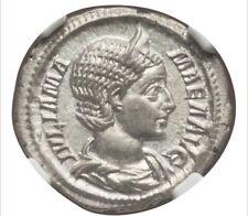Julia Mamaea, mother of Severus Alexander (Augusta, AD 222-235)NGC MS 5/5 - 3/5