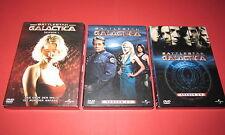 Battlestar Galactica - Season1 / 2.1 / 2.2 - 10 DVD - 3 Boxen