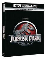 Jurassic Park (4K Ultra HD + Blu-Ray Disc)  - Nuovo Sigillato