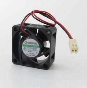 1PCS SUNON KDE0504PKV3 40x40x20mm 4020 DC 5V 0.4W 2pin Cooling fan