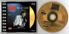 Johnny Hallyday - CDV CD-VIDEO - QUE JE T'AIME © UK 1987 # PAL 080 354-2