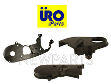 For Volvo 240 244 245 760 Lower+Upper+Rear Timing Belt Covers KIT URO Parts