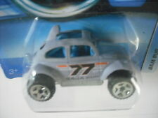 2006 HOT WHEELS VW BAJA BUG PRIMER GREY with GRAPHICS # 161 5 SPOKE