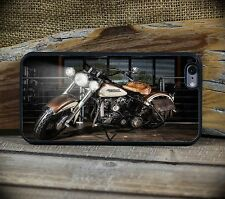Harley Vintage iPhone 5C through 7S+Samsung Galaxy S5,S6 or S7  phone case