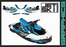 SEADOO SPARK TRIXX for 2up 3up jet ski graphics decals kit watercraft stickers