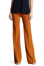 NWT THEORY Demitria Vicuna WOOL BLEND WIDE LEG PANTS SIZE 0, 2