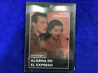 ALARMA EN EL EXPRESO DVD NUEVO NEW ALFRED HITCHCOCK THE LADY VANISHES
