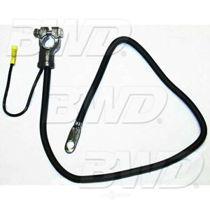 Battery Cable Negative  BWD Automotive  BC30T