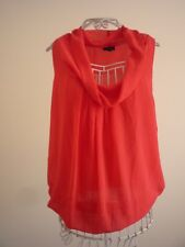 CITY CHIC - Lovely Red top sz XS