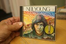 CD - NEIL YOUNG - SELF TITLED - WITH BOOKLET INLAY