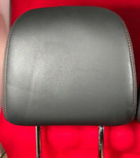 13-17 HONDA ACCORD FRONT SEAT RH LH HEADREST 1 HEAD REST BLACK LEATHER OEM
