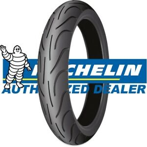 Michelin 95895 Pilot Power Motorcycle Performance Front Tire 120/70ZR17