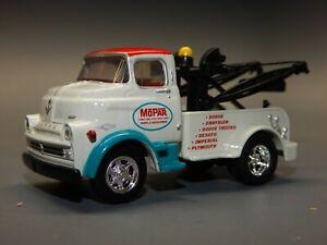 M2 32500 R 61 1/64 scale Auto Trucks 1957 Dodge COE Tow Truck MOPAR  Loose HTF