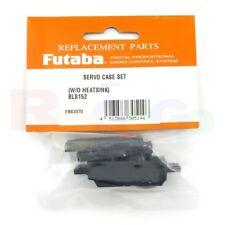 FUTABA BLS152 UPPER/BOTTOM SERVO CASE SET WITHOUT HEATSINK EBS3370