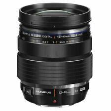 Olympus M.ZUIKO DIGITAL ED 12-40mm F2.8 PRO Lens - Black