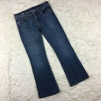 COH Citizens Of Humanity Womens 28 Ingrid #002 Stretch Low Waist Flair Jeans. D1