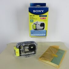 Sony Marine Pack MPK-THB DSCT3 Cyber Shot Digital Camera Waterproof Case 40m