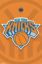 NEW YORK KNICKS - 2014 LOGO POSTER - 22x34 NBA BASKETBALL 13770