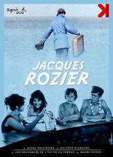 COFFRET JACQUES ROZIER - 5DVD