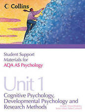 Student Support Materials for Psychology - AQA AS Psychology AS Unit 1