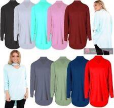 Camisas y tops de mujer de manga larga blusa sin marca