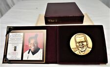 Frank Thomas Chicago White Sox Highland Mint Bronze Magnum Coin 893/3000 w/ COA