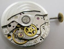 Zenith 670 Elite 27 jewels hack sec. slim automatic watch movement for parts ...