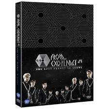 EXO FROM. EXOPLANET #1 THE LOST PLANET - IN SEOUL CONCERT DVD+ PHOTOBOOK
