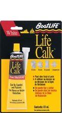 New Life-calk  Sealant boat Life 1305 1 oz. tube White