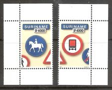 Suriname Zbl Nr 1251/1252   Postfris.