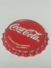 Chapa de Coca-Cola. Crown Caps Coca-cola. SIERRA LEONA.