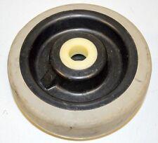"6"" x 2"" Thermo Plactic Rubber-Non Marr Wheel-3/4"" Delron Bushing #6185 - 1 pc"