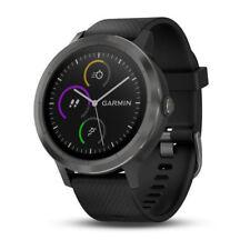 Garmin vívoactive 3 Sport Smartwatch - Schwarz/Grau