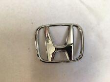 "Genuine Original Honda Accord emblem logo badge decal rear trunk RR 3"" by 2 3/8"""