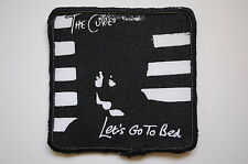 The Cure Sewn Patch (SP1173) Rock The Smiths Robert Smith Joy Division Gothic