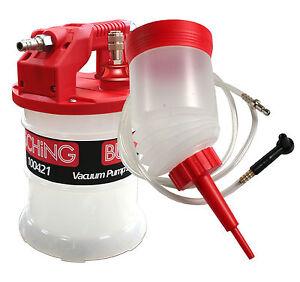 Vakuum Bremsenentlüftungsgerät Bremsenentlüfter  Bremsenwartung 2,0 L Behälter