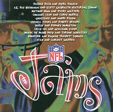 NFL Jams by Various Artists (CD, Nov-1996, Castle Music) New Free Ship #IU35