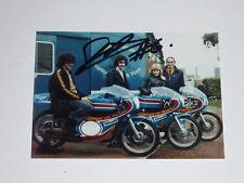 Signed Steve Parrish 7 x 5   Photo