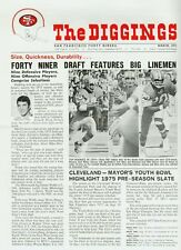 """SF 49er Newsletter,""""The Diggings"""", March 1975"""