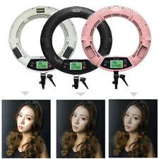 Yidoblo FE-480II LED Ring Light Photo Selfie Studio Lamp For Youtube/Makeup/Film