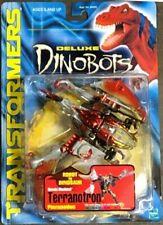 Transformers Beast Machines Terranotron Dinobots Pteranodon Robot Deluxe Wars