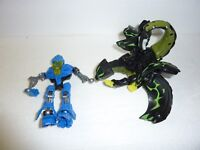 Lot of 2 Toys Transformer Usigon Dragon & Bianicle