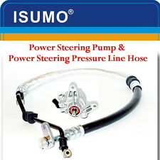 Set of Power Steering Pump & Pressure Hose For CR-V 2002-2006 ELEMENT 2003-2011